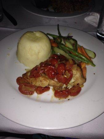 Robbie's Kitchen : Montego chicken