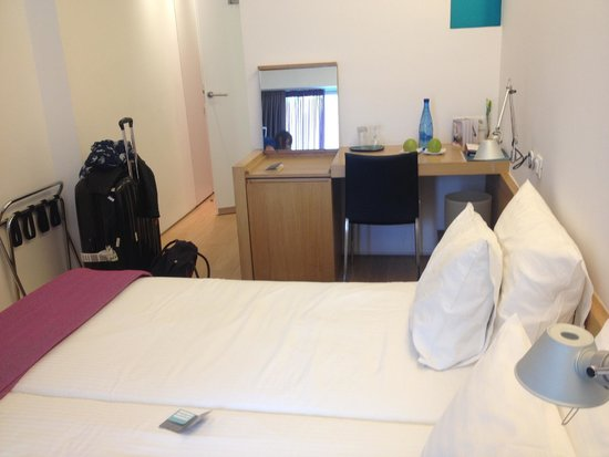 Fresh Hotel: quarto duplo