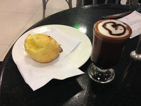 Resultado de imagem para chocolate cafe e queijo