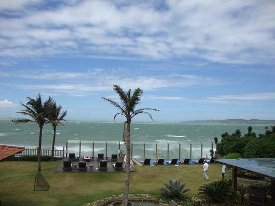 Villa Rasa: Vista do hotel