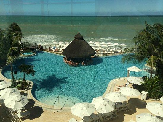 SERHS Natal Grand Hotel: Bar de agua, exelente!!!!