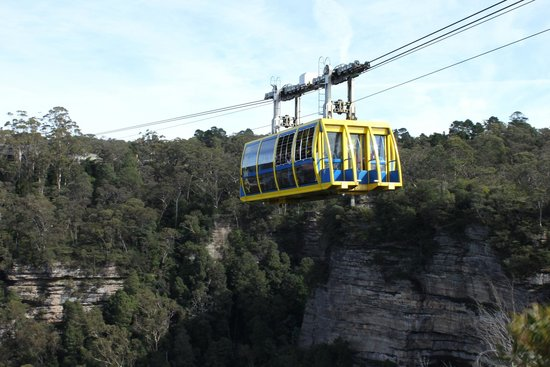 The Three Sisters : The breathtaking Skyway