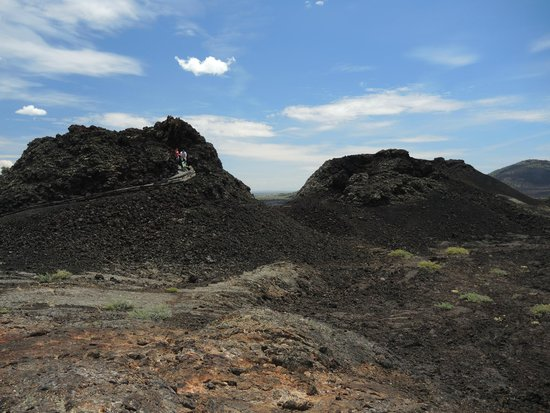 Craters of the Moon National Monument : Very awesome