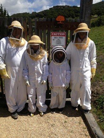 Carmel Valley Ranch: Special Bee Excursion