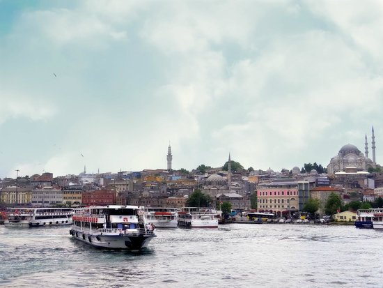 Istanbul Custom Tours-Private Day Tours: Bospherus boat ride
