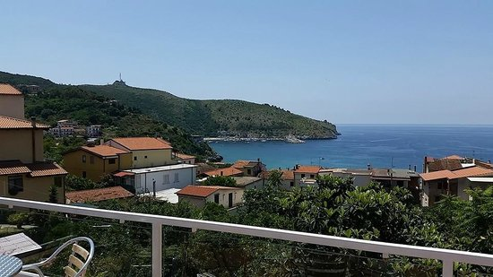 Hotel Santa Caterina : View from the bar