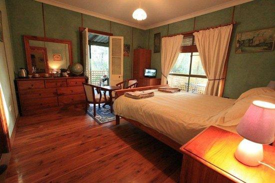 Wheelbarrow Lodge B&B : Room