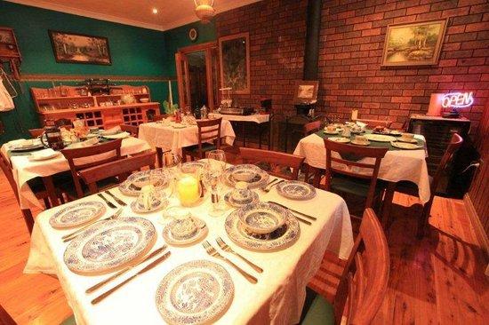 Wheelbarrow Lodge B&B : Dinning Room