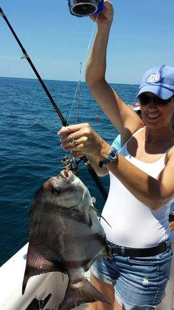Capt Cush Calm Water Fishing Charters