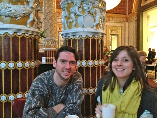 Museo Victoria and Albert: Cafe