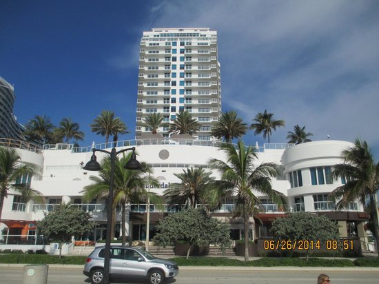 Hilton Fort Lauderdale Beach Resort: property