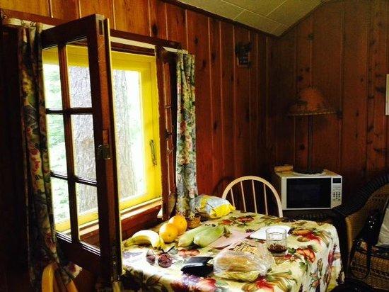 Island View Resort : Inside cabin 5