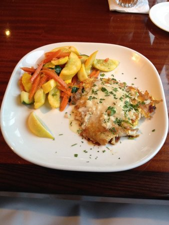 Prawnbroker Restaurant and Fish Market : Grouper Matanzas