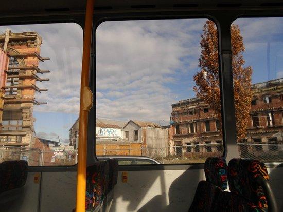 Red Bus - Rebuild Tour: Re-build tour