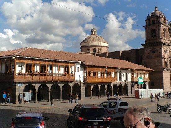 Catedral del Cuzco o Catedral Basílica de la Virgen de la Asunción: Vista geral