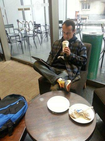 Starbucks: padrao mundial
