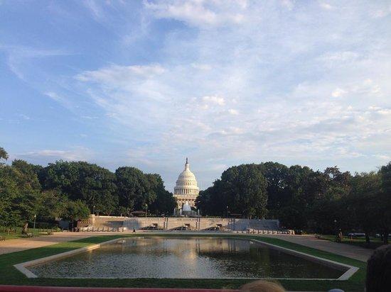 Big Bus Tours : Capitol - start of tour