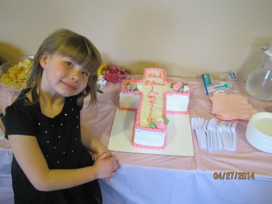 GrandStay Hotel & Suites Perham, MN: 1st Communion Party