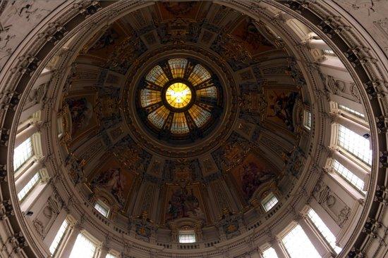 Berlin Cathedral: Abóboda