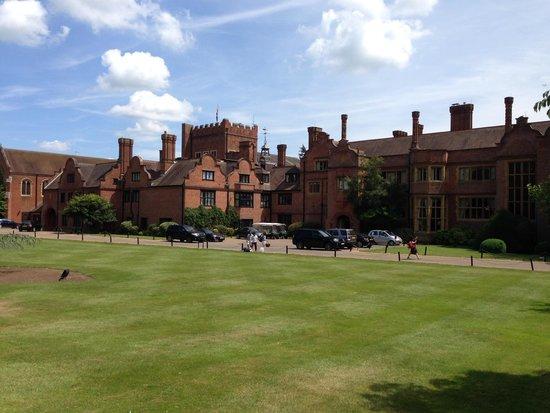 Hanbury Manor Marriott Hotel & Country Club: English Manor Style