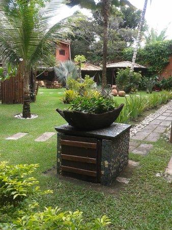 Hotel Pousada Saudosa Maloca: jardins