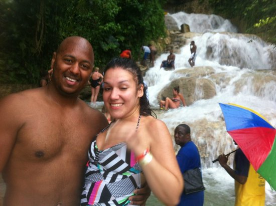 Dunn's River Falls and Park: 1.