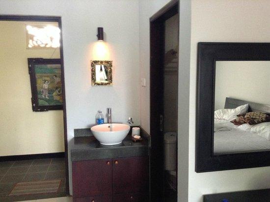 Sandat Bali: toilet