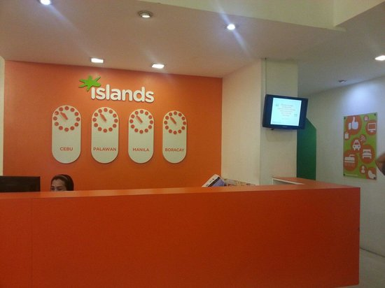 Islands Stay Hotels Mactan: Lobby