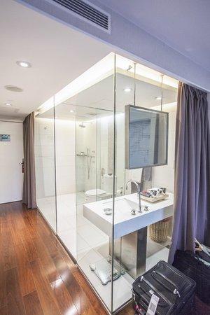 Hotel Kapok Beijing: Washroom