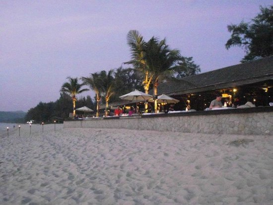 Lotus Restaurant Bang Tao Beach