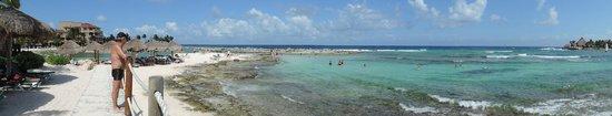 Chan Yu Yum: la playa