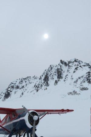 Talkeetna Air Taxi : Pica Glacier with TAT