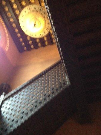 Hotel Palazzo Stern: Stairs