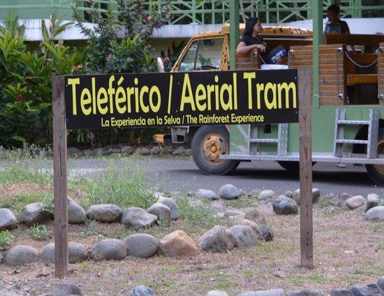 Gamboa Rainforest Resort Aerial Tram Tour : Tram Tour