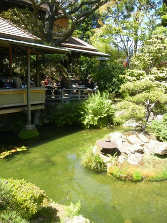 Japanese Tea Garden's Tea House