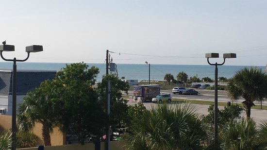 BEST WESTERN Cocoa Beach Hotel & Suites: RM View