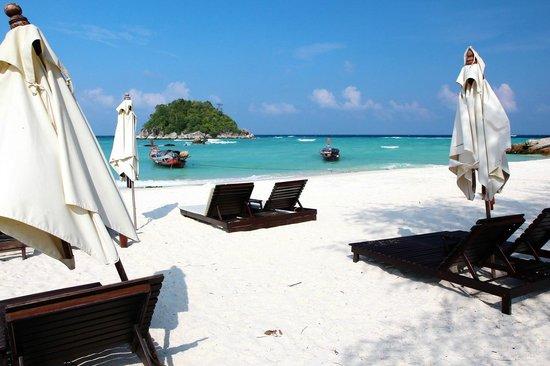 Idyllic Concept Resort: Tanning Time