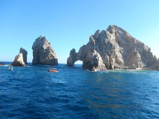 Hacienda del Mar Los Cabos : Come for the Arch where the land meets the sea