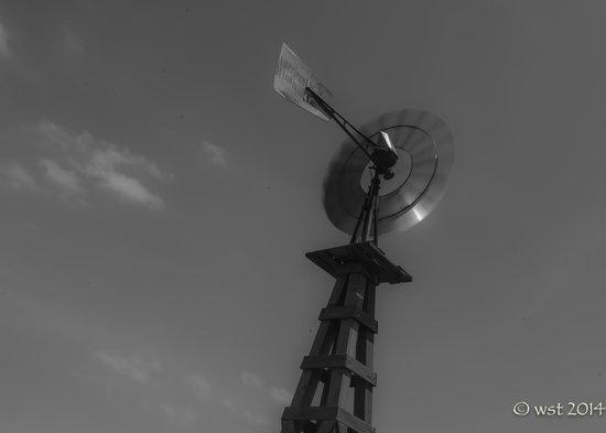 Washita Battlefield National Historic Site: Dust & Fire Trail Windmill