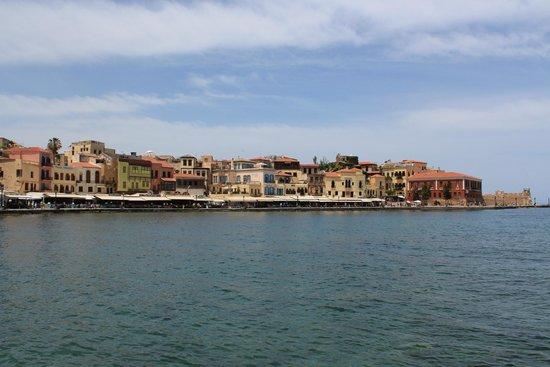 Amphora Hotel: Vista do Hotel Amphora do Porto Veneziano