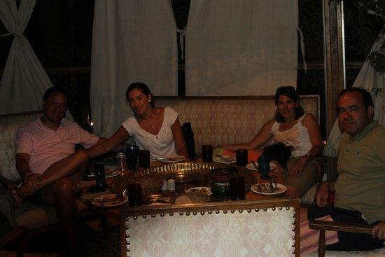 Sofra Restaurant & Cafe : Una cena fabulosa