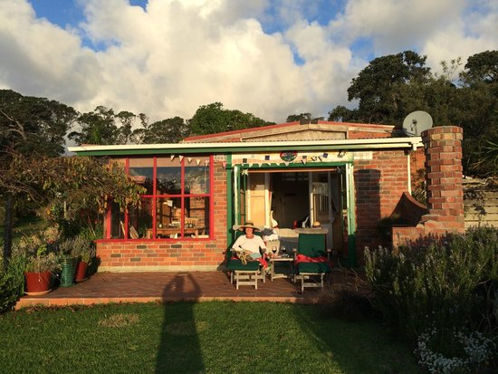 Bethells Beach Cottages: My favourite cottage