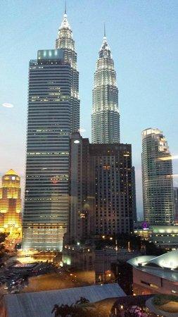 Impiana KLCC Hotel: View from room