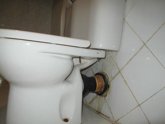 Tryp Habana Libre: WC suelto