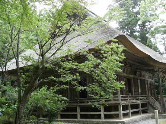 Mount Chiba Chimanji Temple
