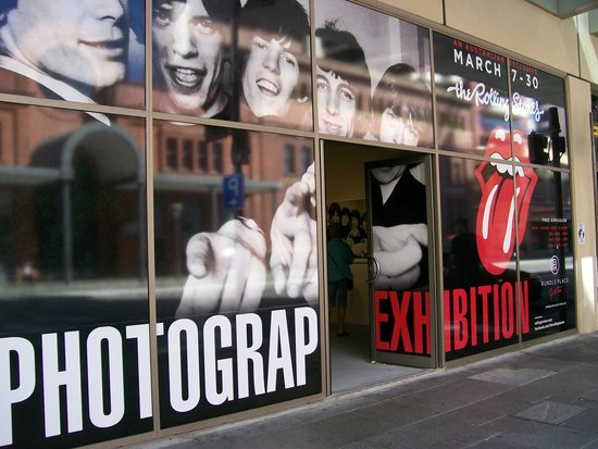Rundle Mall: Stones Photos
