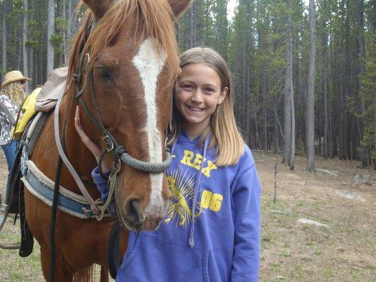 Tumbling River Ranch: My best friend Woodrow
