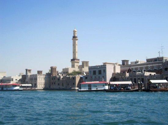 Bur Dubai Abra Dock : Le quai des Abras à Bur Dubai