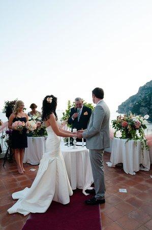 Hotel Marincanto : terrace