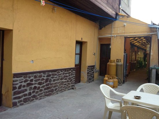 Piedra Blanca Backpackers Hostel: Condition of the hostel